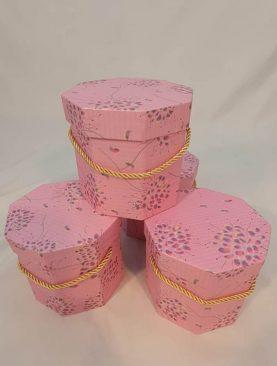 Cutie decorativa (8)-4 (roz)