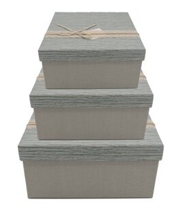 Set 3 cutii decorative (menta) (22)-1 2 3 4