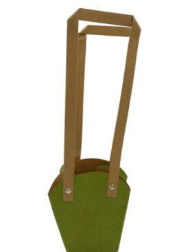 Punga flori (5)-5(verde)