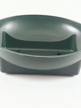 Vas plastic - D17cm