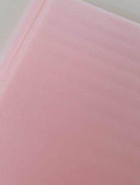 Ambalaj flori  (2)-19- Pachet 20 coli(roz sclipici)