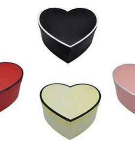 Cutii in forma de inima 3-29