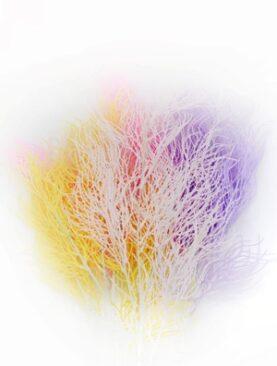 Flori artificiale coral 35-5