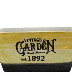 Ghiveci din plastic pentru flori - Vintage Garden2